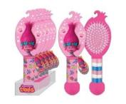 Trolls Hairbrush with Elastic
