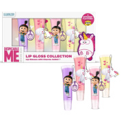 Despicable Me Lip Glosses with Decoration - Box of 4