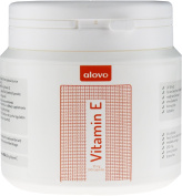 alovo VITAMIN E, 12mg, 240 Capsules, ideal dosage (100% daily dose) and pure plant based, VEGAN