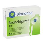 Bronchipret TP Caplets, Pack of 50