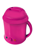Strictly Professional Hair Removal Wax Waxing Leg Body Heater Pot Warmer 1000cc Pink CODE