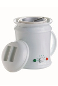 Strictly Professional Hair Removal Wax Waxing Leg Body Heater Pot Warmer 1000cc White CODE