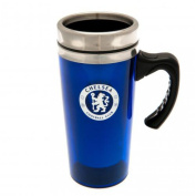 Official Chelsea FC Aluminium Travel Mug