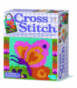 Design Your Own Fashion Cross Stitch - Easy To Make Knitting Set - Top Selling Creative - Arts & Crafts Toys & Games Present Gift Ideal For Christmas Xmas Stocking Fillers Age 8+ Girl Girls Kids Children Child