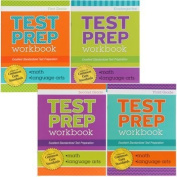 Test Prep Math & Language Arts Workbook Aligned with Common Core Standards