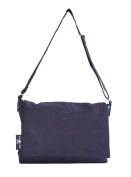 Wallaboo Messenger Changing Bag - Dark Blue