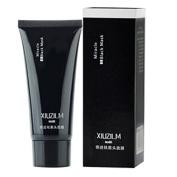 XIUZILM Black Mud Face Mask Blackhead Remover Deep Cleansing Peel Acne Treatment