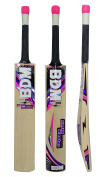 Club Blaster BDM Adult Sizes Cricket Bat With Carry Case Kashmir Willow Wood - Choose Weight