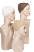 Luxury Bamboo Wig Cap and Hat Liner by Cardani® - Blonde