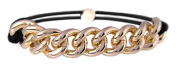 Condition Culture Chained Elastic Hairties, Gold