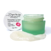 Lip Scrub - Smoochies! Exfoliating Lip Polish - Vegan Organic - 24g (Lotta Horchata
