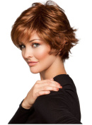Synthetic Short Straight Fashion Layered Bob Wigs Healthy Women's Wigs-for Bald Women +A Free Wig Cap