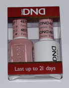 DND Gel & Matching Polish Set #487 - Fairy Dream + 1 Daisy Beauty ® purse size emery board.