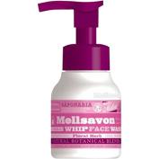 Mellsavon Whip face wash Floral Herb wash free foaming facial wash150ml