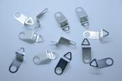 Metal Clock Hook Quartz Clock Movement Mechanism Hanger Pack of 90Pcs
