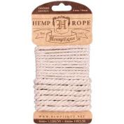 Hemp Rope Set 4mm and 6mm, Natural