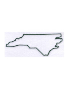 Pack of 3 North Carolina State Stencils Made from 4 Ply Mat Board 11x14, 8x10, 5x7