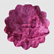 25g / 25ml Hot Pink Fuchsia Mineral Mica Powder DIY Natural Cosmetic Lip Nail Shimmer Soap Colour Dye 25 grammes