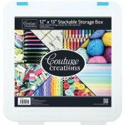Couture Creations Stackable Storage Box 30cm x 33cm -