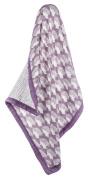 Milkbarn Big Lovey Blanket, Lavender Hedgehog