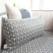 Oilo Finn Crib Sheet, Charcoal