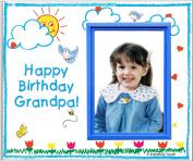 Happy Birthday to Grandpa