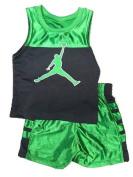 Nike Air Jordan Baby Tank-Top & Short, Size 6/9 Months