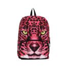 MOJO Pink Leopard Back Pack