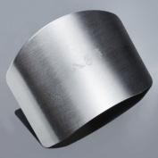 Kitchen Knife Stainless Steel Finger Guard Safe Protector Chop Helper