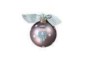 Coton Colours Nutcracker Boy Glass Ornament