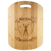 Our Blades Are Sharp Cutting Board 36cm x 24cm x.13cm Bamboo