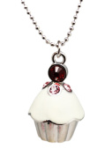 Sweet Little Cupcake Necklace