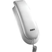 RCA 1121-1WTGA Legend Series Amplified Slim-Line Corded Phone electronic consumer Electronics
