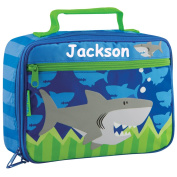 Personalised Stephen Joseph Shark Themed Lunch Box With Name