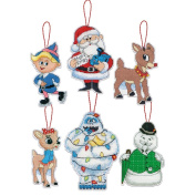 Dimensions Needlecrafts 70-08958 Dimensions Rudolph Cross Stitch Ornament Kit