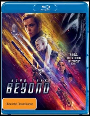 Star Trek Beyond Blu-ray 1Disc