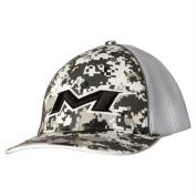Miken M-Logo Mesh Baseball/Softball Trucker Hat