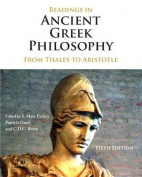 Readings in Ancient Greek Philosophy