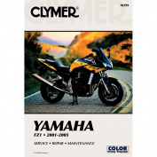 Clymer Yamaha FZ1 (2001-2005)