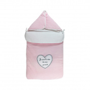 Angel nest baby pink 0-6 months - I dream of my parents