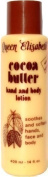 Queen Elisabeth Cocoa Butter Hand & Body Lotion -14fl.oz/400ml-Code:QUE002