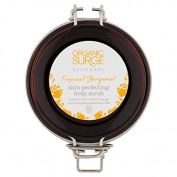Organic Surge Tropical Bergamot Skin Perfecting Body Scrub 350ml