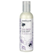 Beefayre 'Bee Calm' Lavender & Geranium Body Wash 200ml