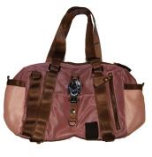 George Gina & Lucy Nylon MESH Ohone Handbag rose