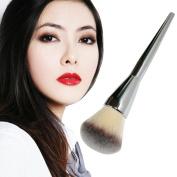 Familizo Professional Makeup Cosmetic Brushes Kabuki Face Blush Powder Foundation Brush Tools