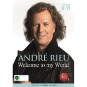 Andre Rieu Welcome To My Word Part  by Andre Rieu 1Disc [3 Discs]