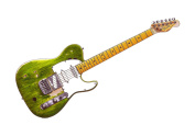 Francis Rossi's Fender Telecaster guitar POSTER PRINT A1 Size