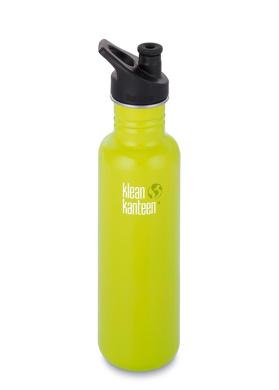 Klean Kanteen Stainless Steel Classic Bottle 800ml (lime pop)
