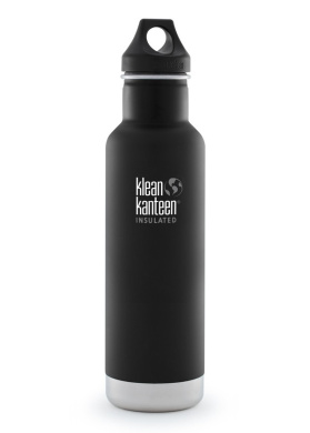 Klean Kanteen Stainless Steel Classic Insulated Bottle 592ml (shale black)