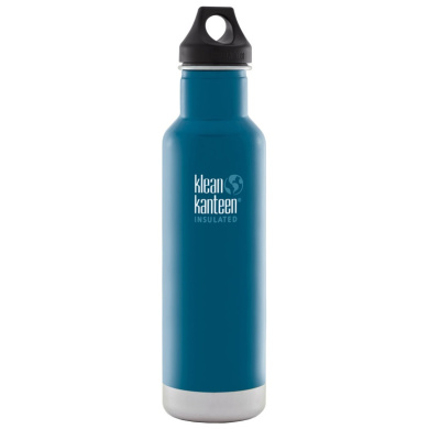Klean Kanteen Stainless Steel Classic Insulated Bottle 592ml (winter lake)